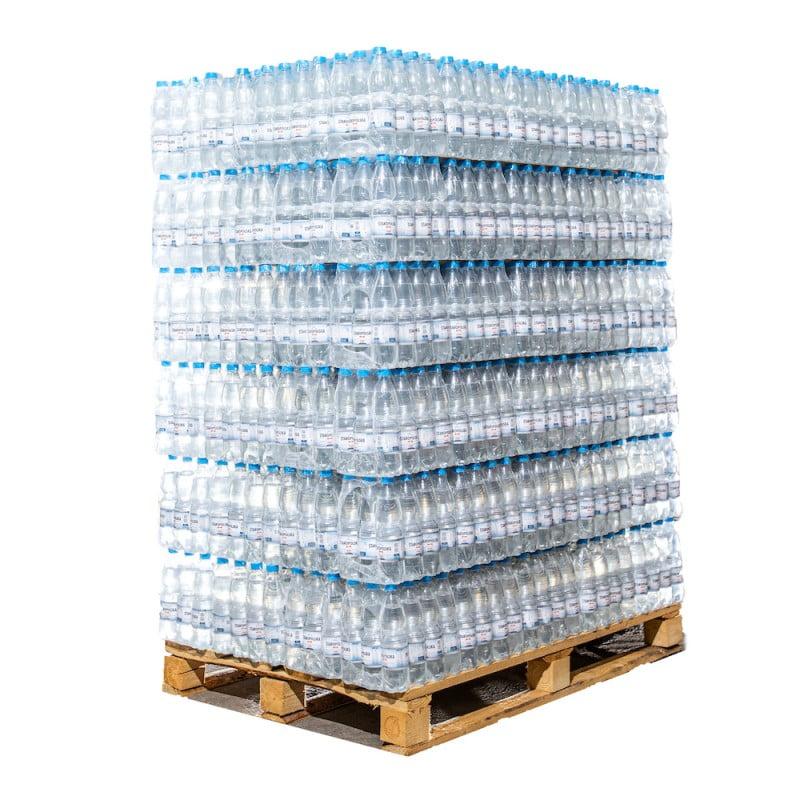 Woda Staropolska 0,5l gazowana PALETA 1512 butelek - 0,62zł / szt.